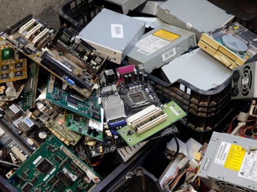 خریدار ضایعات در تهران - خریدار ضایعات کامپیوتر در تهران - خریدار ضایعات آهن در تهران