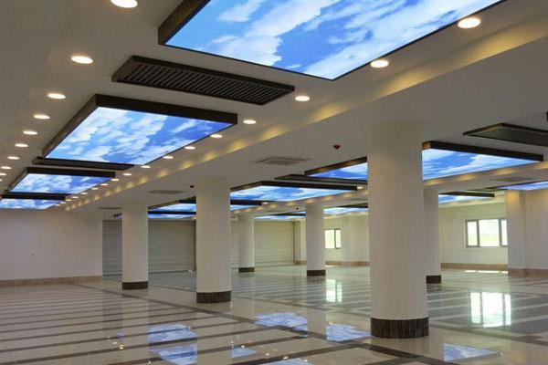 کناف کاری - قیمت کناف کاری - کناف کاری در تهران - کناف کاری سقف پارکینگ